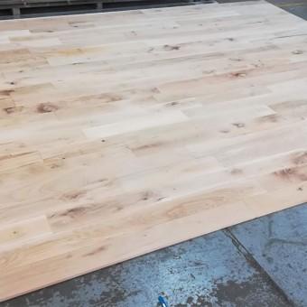 Mixte 14 x 130 mm - Parquet chêne massif brut