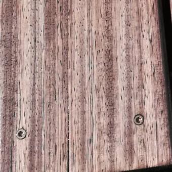 Vis INOX brun pour terrasse
