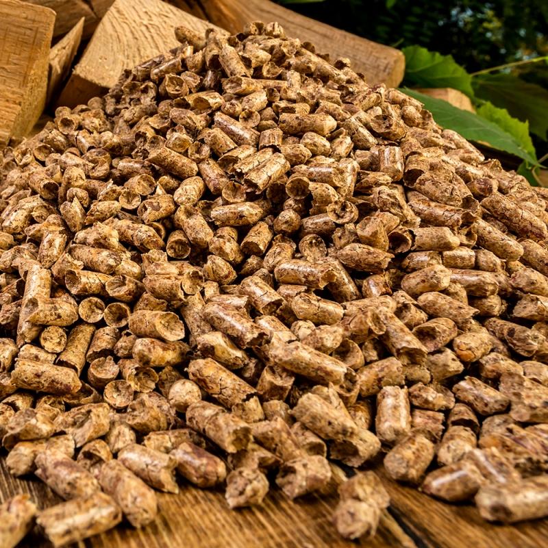 Sac granulés de bois 15kg